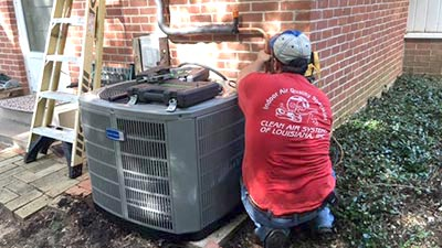 For top notch air conditioner repair, furnace service and HVAC installations in Shreveport Louisiana, call Clean Air Systems of LA.